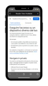 Gmail Posta in Arrivo 1